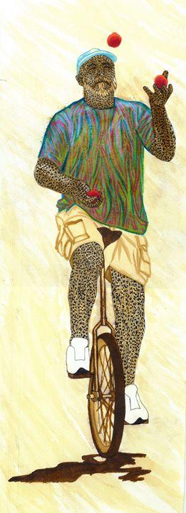 larry - Ben Roback's Art