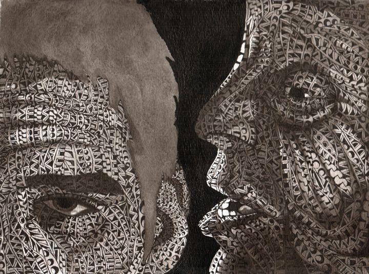 whispers - Ben Roback's Art