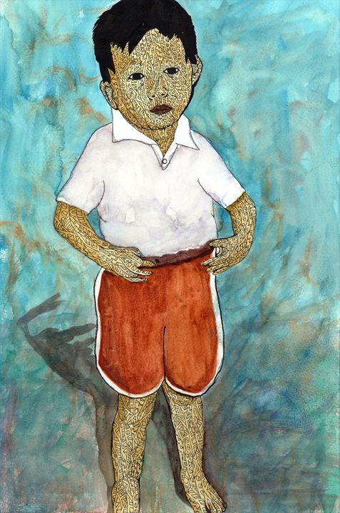 Jayson - Ben Roback's Art