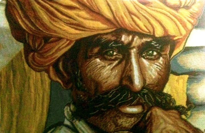 TURBANATOR - Puja Bhakoo