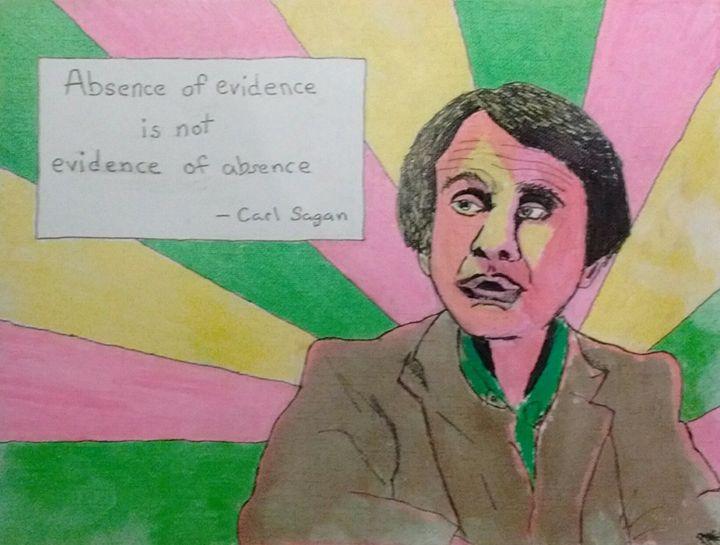 Carl Sagan - Pauly Kostora