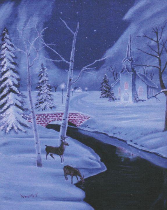 Silent Night - Ernie Westfall
