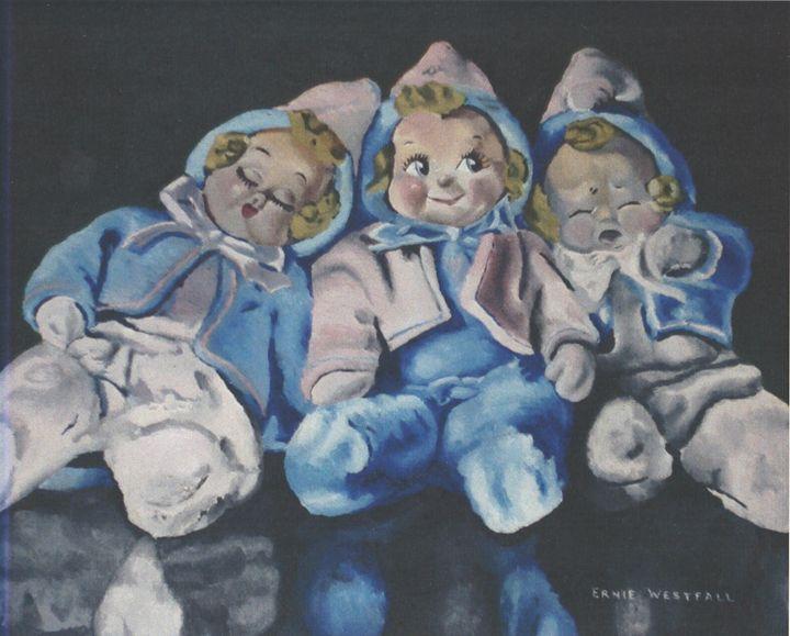 Three Dolls - Ernie Westfall