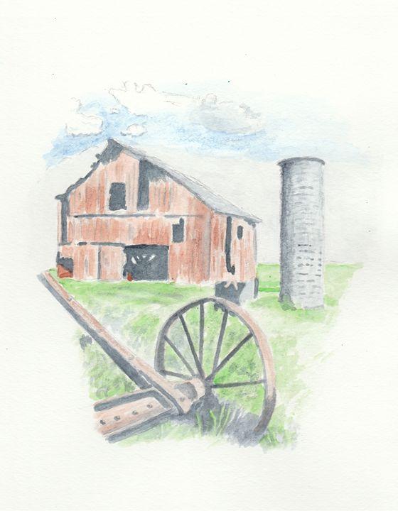 The Old Barn - Ernie Westfall