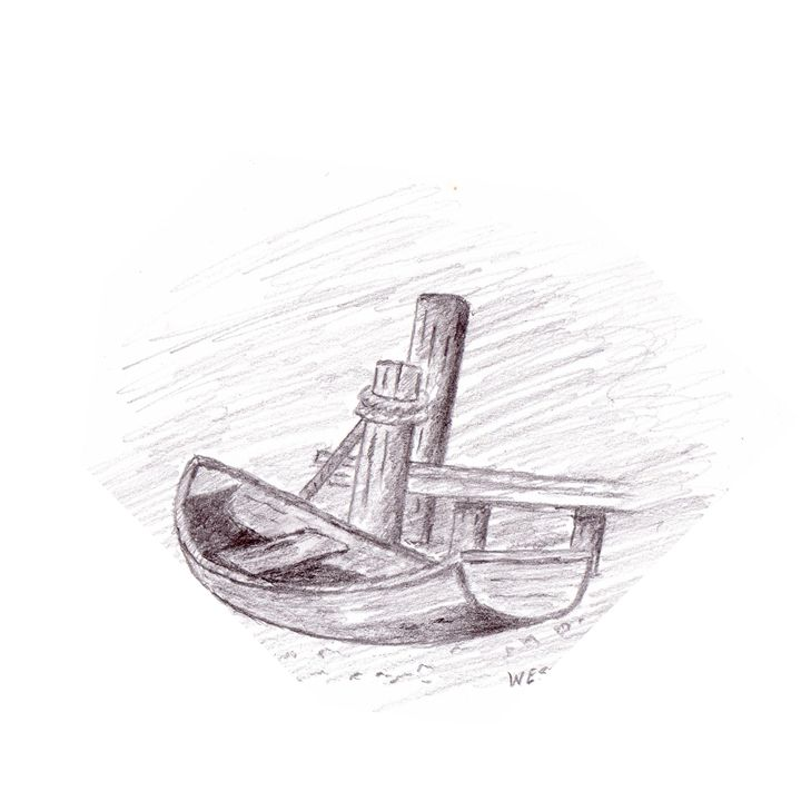 Dry Docked - Ernie Westfall