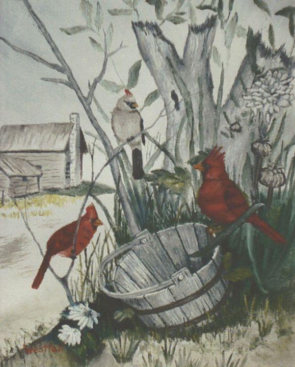 Early America - Ernie Westfall