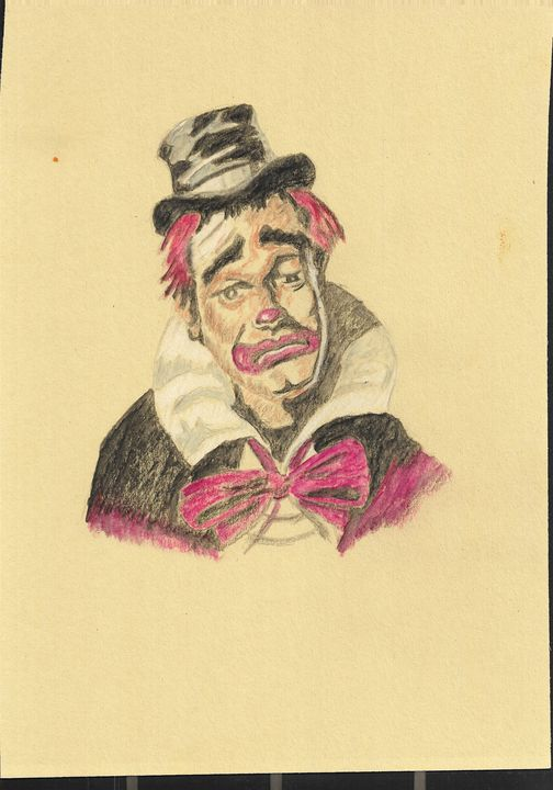 Circus Funny Man - Ernie Westfall