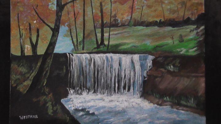 Waterfall - Ernie Westfall