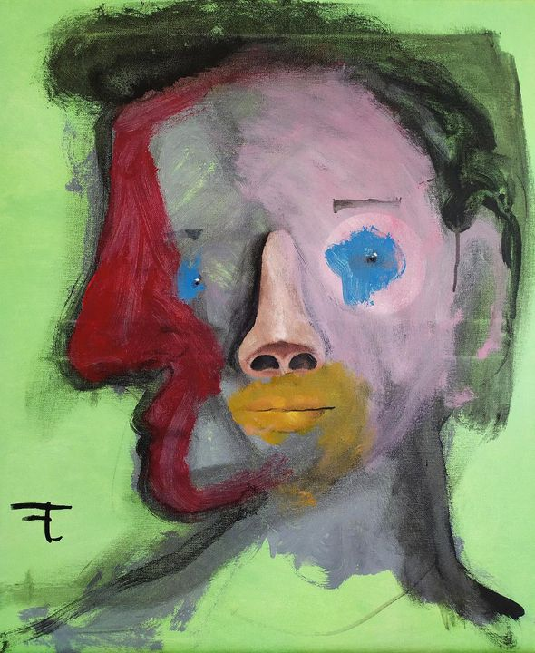 L'affrontement - Flavien Couche (Art-Attractif)