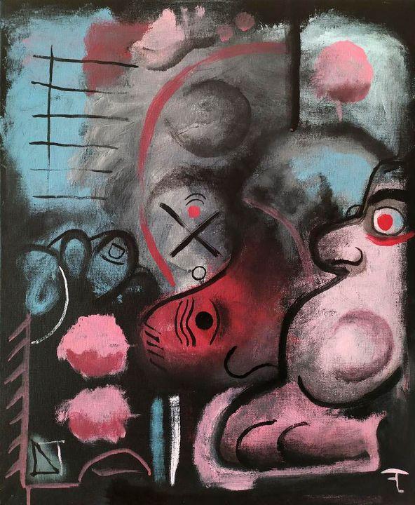 Les maux endormis - Flavien Couche (Art-Attractif)
