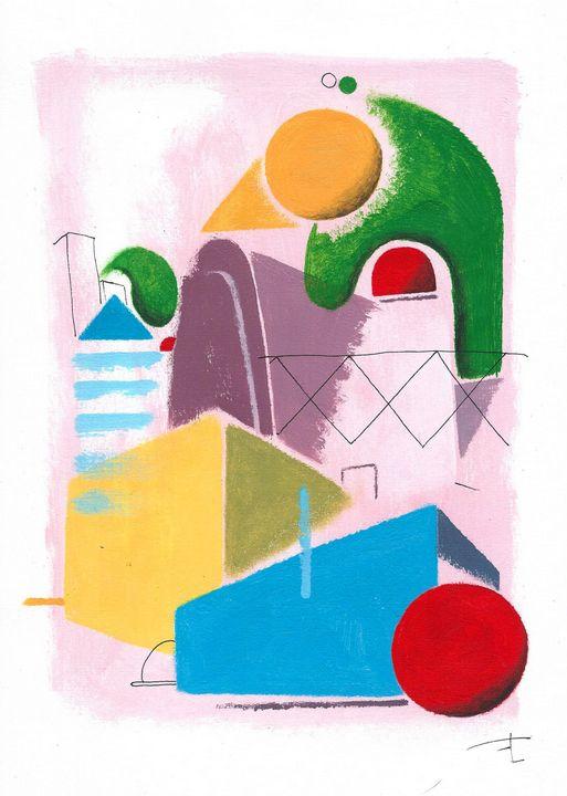 La vie rêvée - Flavien Couche (Art-Attractif)