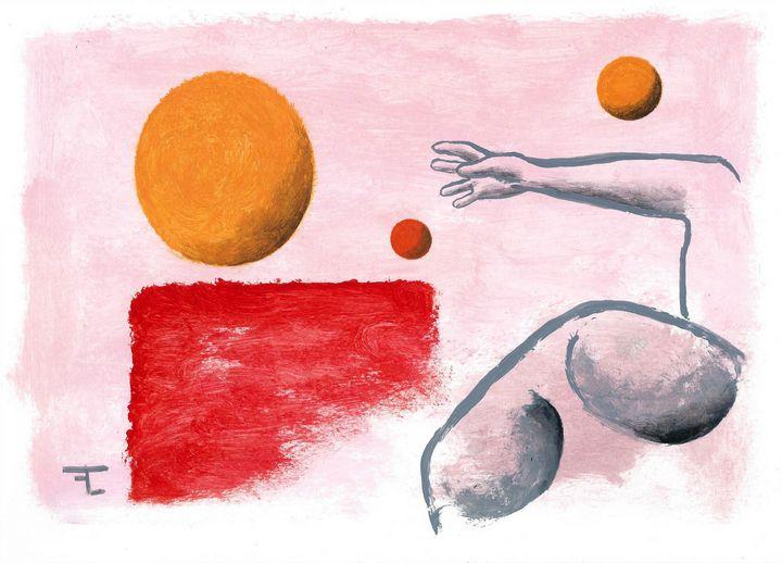 La poitrine - Flavien Couche (Art-Attractif)
