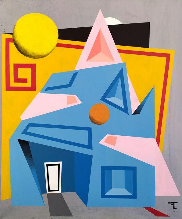 La possession - Flavien Couche (Art-Attractif)