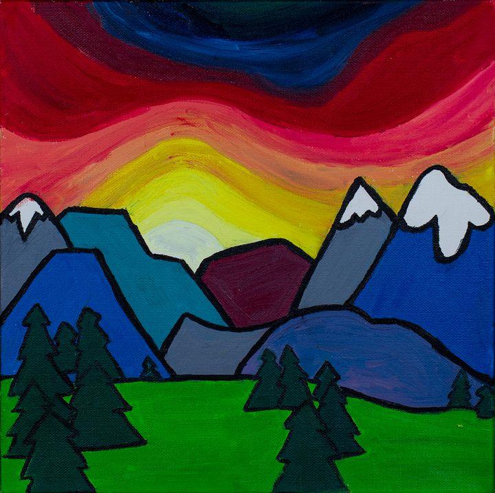 sunrise - Megan Ludwig
