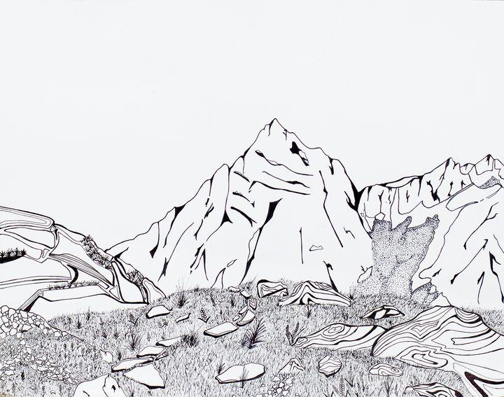 Hermit's Meadow - Megan Ludwig