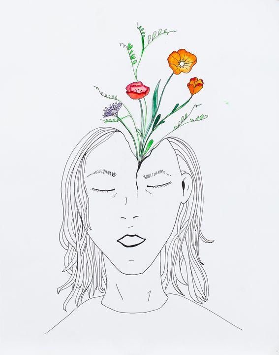 growth - Megan Ludwig