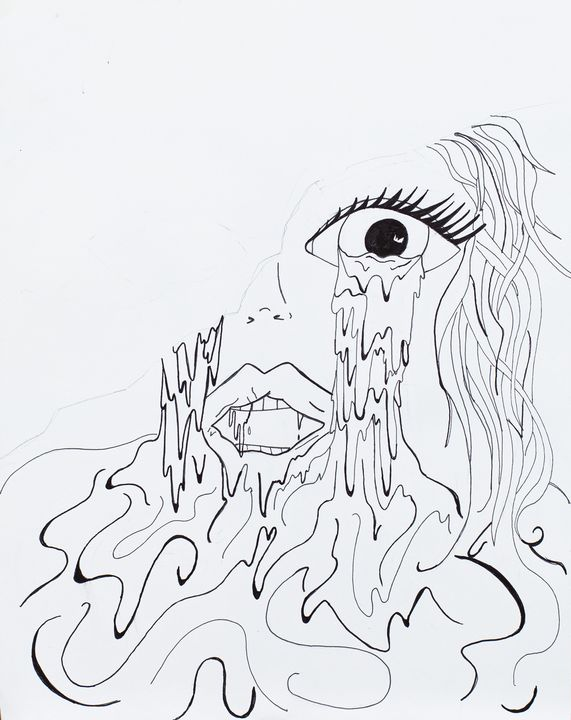 Melting - Megan Ludwig