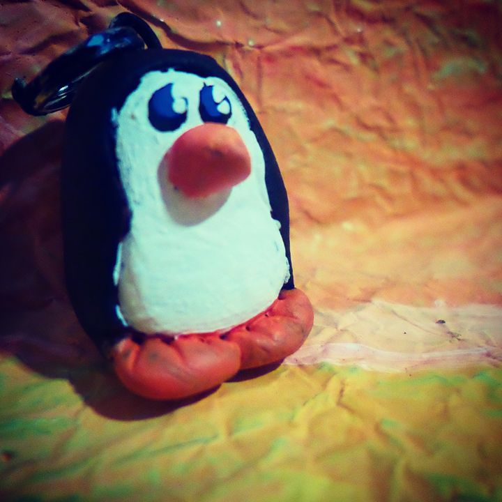 Mr . penguin - ClayParade