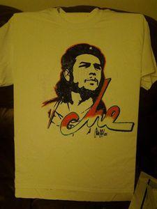 Che Guevara  Handpainted Shirt