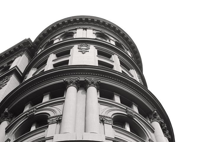 Old Architectural Details - RD Photography