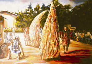 FESTIVAL OF MASQUERADES