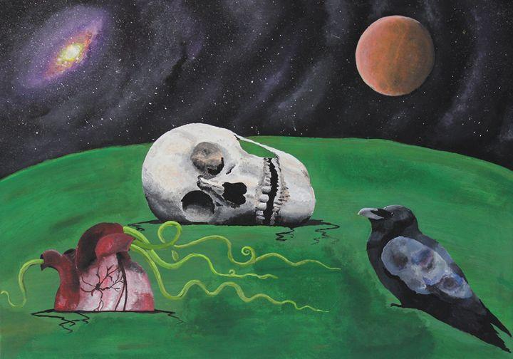 Dead Imagination - Natalie Haddad