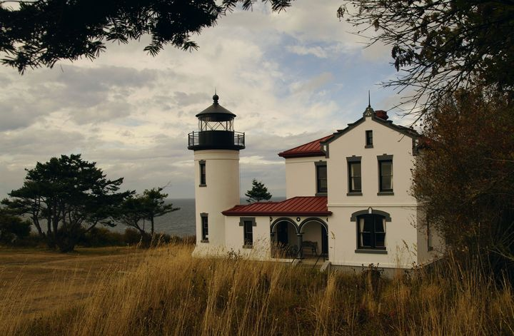 Whidbey Island Light House Photography By Rob Photography Landscapes Nature Beach Ocean Lighthouses Artpal
