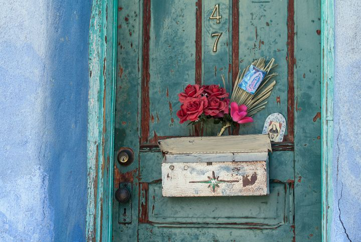 Faith in the Barrio - James Capo Photography