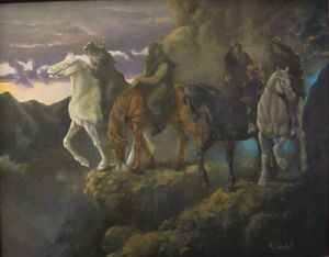 Emergence of the Horsemen