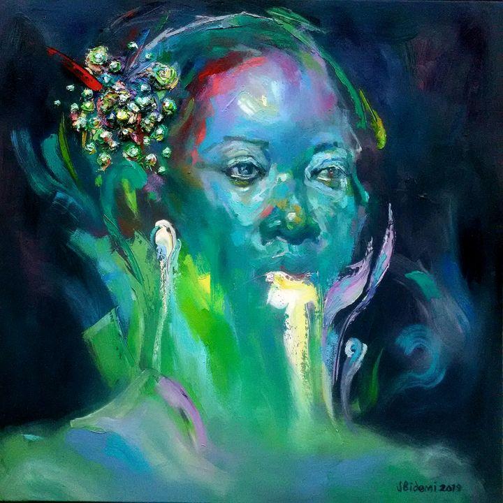 Lotus xviii - Joseph Bidemi