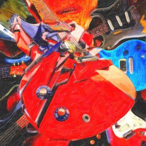"Electric guitars ""Octane"""