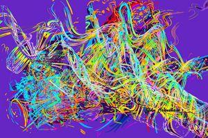 Rock On - Just Art by John