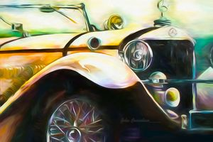 The Car - Just Art by John