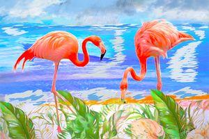 Flamingo llll