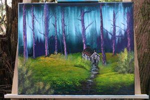 Cabin In The Woods - Brooklyn(: