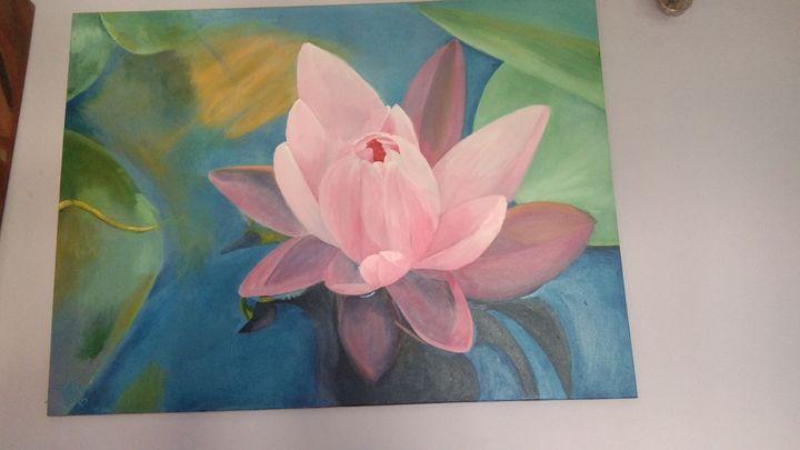 Lotus zen - Kshitiz