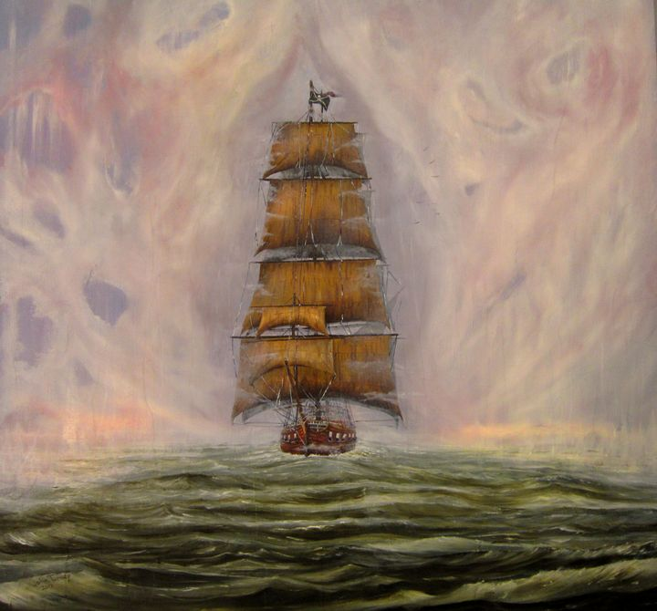 Welcome To 1700 - The land and sea Gallery
