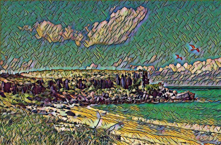 Seascape Coast, Take 2 - Alex Chernov