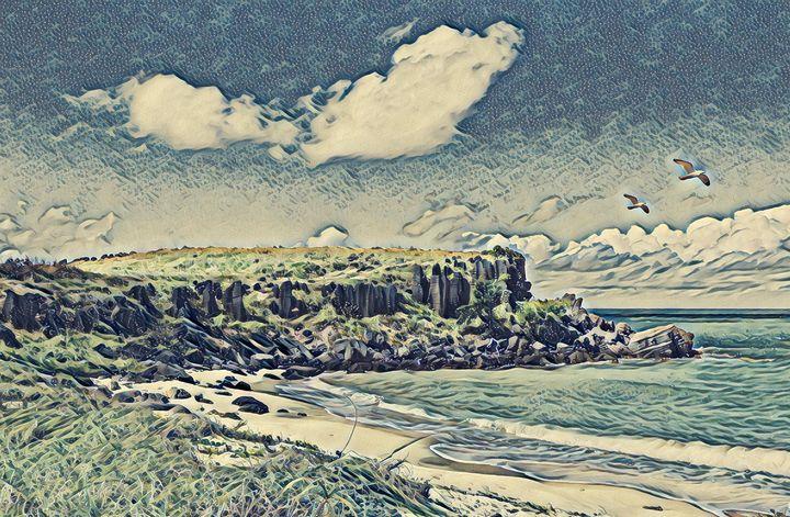 Seascape Coast, Take 1 - Alex Chernov