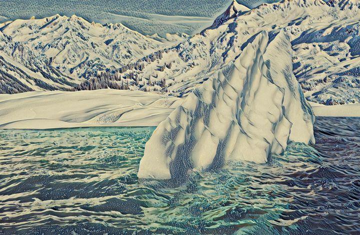 Kingdom of ice - Alex Chernov