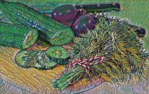 Fresh Salad - Alex Chernov
