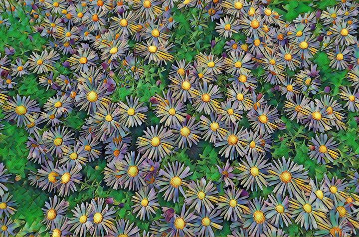 Flower Garden - Alex Chernov