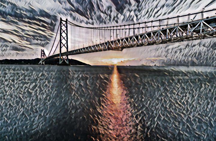A bridge of character - Alex Chernov