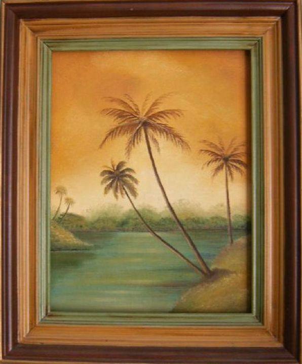 Old Florida - IGOT2BME