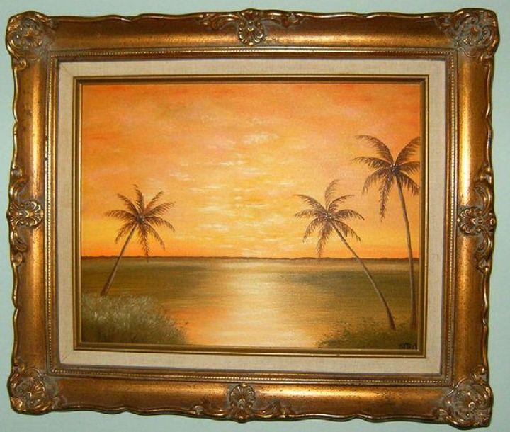 Floridian Sunrise - IGOT2BME
