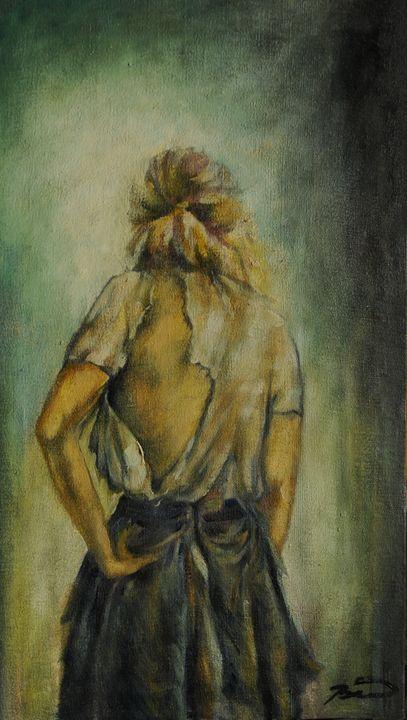 Open Woman.... - JBiro