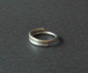 key holder silver - JBiro