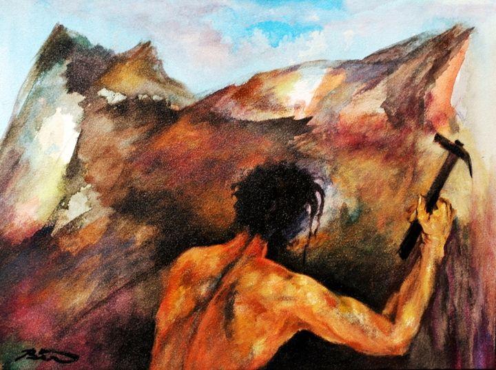 carving the Mountain... - JBiro