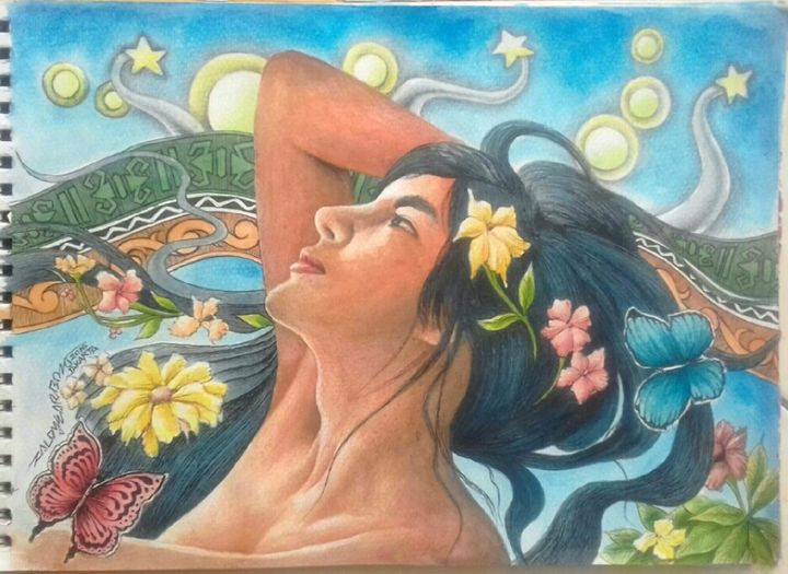 DAY DREAMER - Zaldy Arbozo