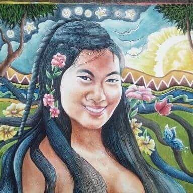 Nature Princess II - Zaldy Arbozo